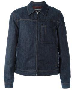 Alexander McQueen | Джинсовая Куртка Свободного Кроя