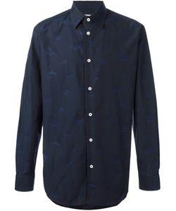 Vivienne Westwood | Рубашка С Принтом-Логотипом На Пуговицах