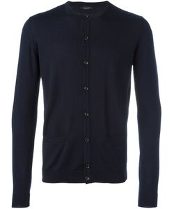 Roberto Collina | Round Neck Cardigan
