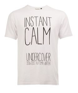 Undercover | Instant Calm Print T-Shirt