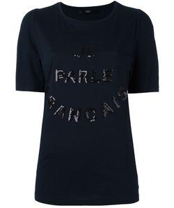 Steffen Schraut | Sequined T-Shirt