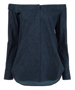 Rag & Bone | Рубашка С Приспущенными Плечами