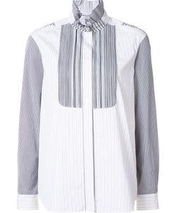 Sonia Rykiel | Рубашка С Оборчатым Воротником