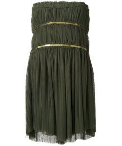 Jay Ahr | Платье Без Бретелек