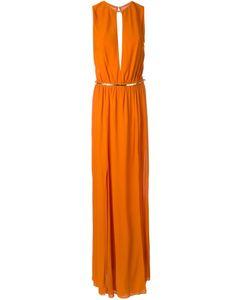 Jay Ahr | Длинное Платье Без Рукавов