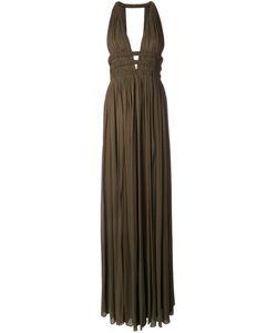 Jay Ahr | Платье C V-Образным Вырезом