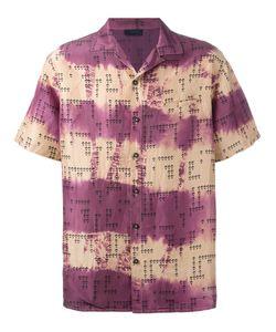 Lanvin | Рубашка С Узором Тай-Дай