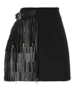Fausto Puglisi | Fringed A-Line Skirt