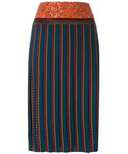Tory Burch | Pleated Skirt