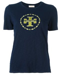 Tory Burch | Embroidered Logo T-Shirt