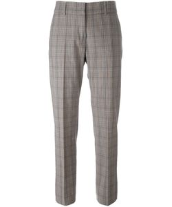 Piazza Sempione | Checked Trousers