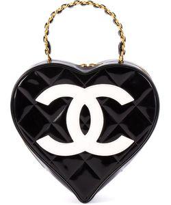 Chanel Vintage   Сумка В Форме Сердца