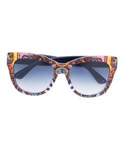 Dolce & Gabbana | Солнцезащитные Очки Carretto Siciliano