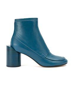 Maison Margiela | Ботинки На Выступающем Каблуке