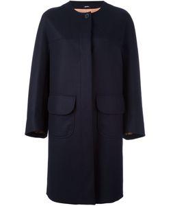 Jil Sander Navy | Классическое Пальто