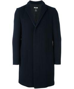 MSGM | Однобортное Пальто