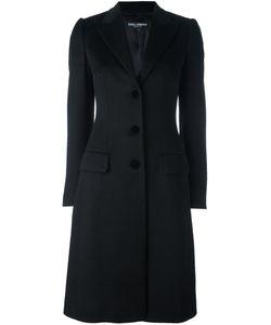 Dolce & Gabbana | Пальто На Пуговицах