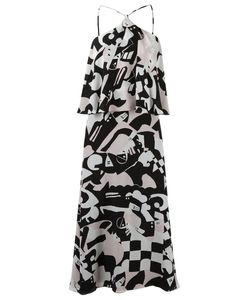 ANDREA MARQUES | Printed Dress