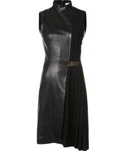 Mugler | Pleated Panel Dress
