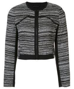 Diane Von Furstenberg | Cropped Zip Jacket