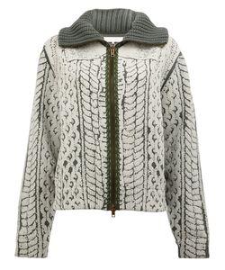 Maison Margiela | Printed Knit Jacket