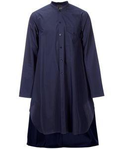 Yoshio Kubo | Mandarin Neck Long Shirt