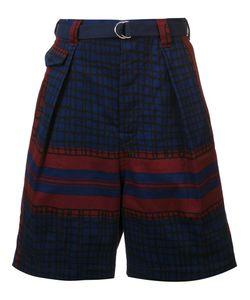 Sacai | Printed Shorts