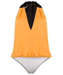ANDREA MARQUES | V-Neck Bodysuit