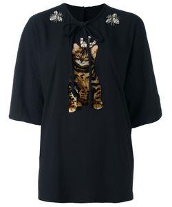 Dolce & Gabbana | Топ С Аппликацией