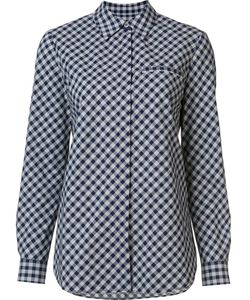 Lafayette 148 | Chest Pocket Checked Shirt