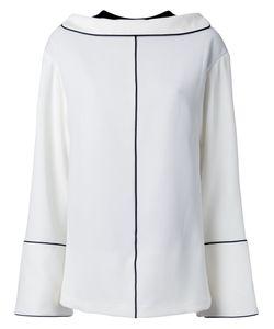 Irene | Рубашка С Контрастным Швом