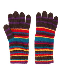 Paul Smith | Striped Gloves