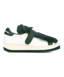 Manuel Barceló | Fur-Embellished Sneakers