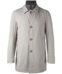 Herno | Double Lapel Zipped Jacket