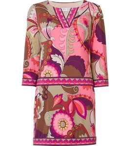 Trina Turk | Abstract Print Short Dress