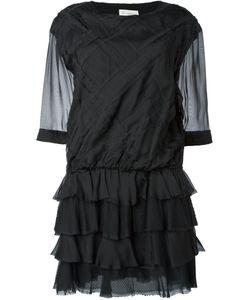 Faith Connexion | Платье Свободного Кроя С Рюшами