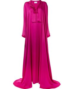 Maison Rabih Kayrouz | Charmeuse Wrap Gown