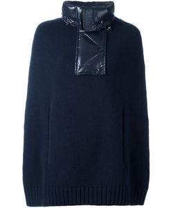 Moncler | Padded Collar Knit Cape