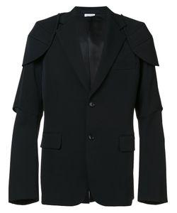 COMME DES GARCONS HOMME PLUS | Open Sleeve Armor Jacket