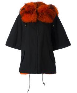 Furs66 | Широкая Куртка С Капюшоном
