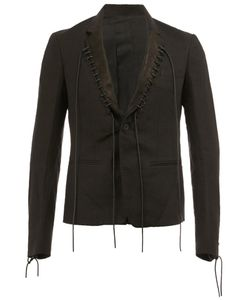 Haider Ackermann | Single Breasted Blazer