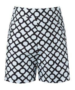 ANDREA MARQUES | Printed Shorts