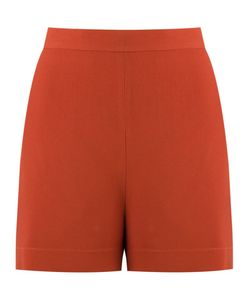 ANDREA MARQUES | High-Waisted Shorts