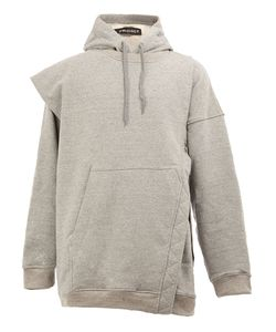 Y / PROJECT | Layered Loose Fit Hoodie