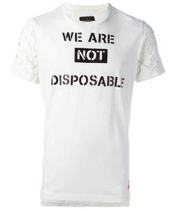 Vivienne Westwood Anglomania | Cutout Sleeve T-Shirt