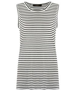 ANDREA MARQUES | Striped Tank Top