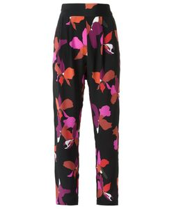 ANDREA MARQUES | Printed Trousers