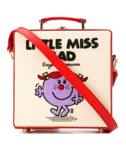 Olympia Le-Tan | Small Little Miss Bad Box Tote
