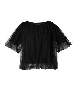 DRESS CAMP | Полупрозрачный Топ