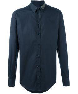 Dolce & Gabbana | Рубашка С Декорированным Воротником